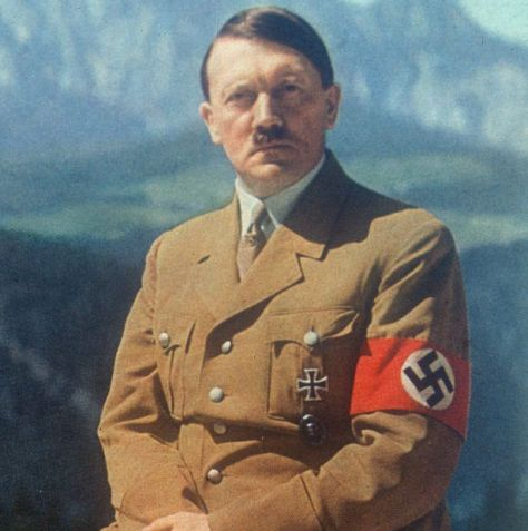 Adolf-Hitler-1889-1945-German-statesman