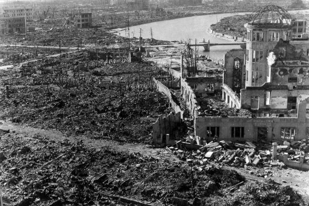 the-explosion-of-the-atom-bomb-in-hiroshima-japan