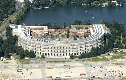 Nuremberg_Aerial_Kongresshalle